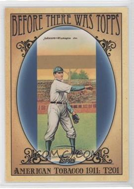 2011 Topps - Before There was Topps #BTT3 - Walter Johnson