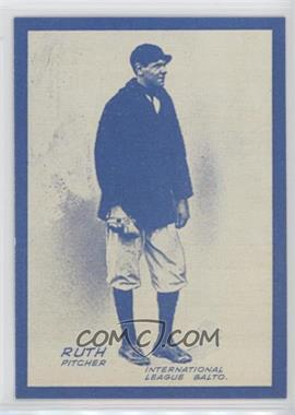 2011 Topps - CMG Worldwide Vintage Reprints #CMGR-1 - Babe Ruth