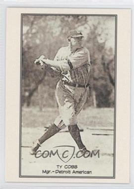2011 Topps - CMG Worldwide Vintage Reprints #CMGR-25 - Ty Cobb