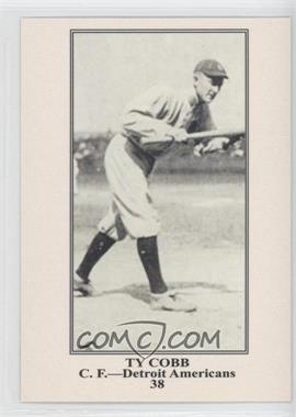 2011 Topps - CMG Worldwide Vintage Reprints #CMGR-28 - Ty Cobb