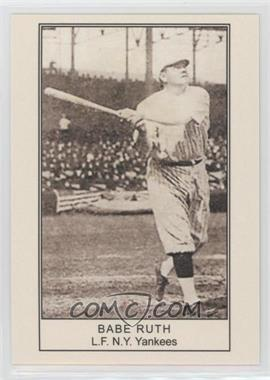2011 Topps - CMG Worldwide Vintage Reprints #CMGR-5 - Babe Ruth