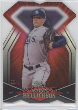 2011 Topps - Diamond Dig Contest Diamond Die Cut - Black Diamond #DDC-83 - Jeremy Hellickson /60