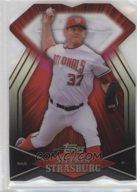2011 Topps - Diamond Dig Contest Diamond Die Cut #DDC-45 - Stephen Strasburg