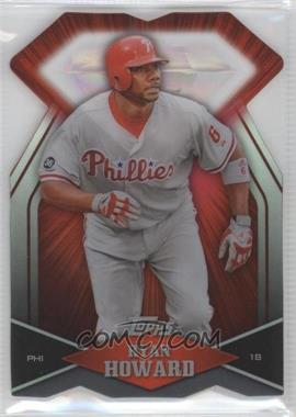 2011 Topps - Diamond Dig Contest Diamond Die Cut #DDC-50 - Ryan Howard