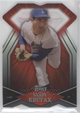 2011 Topps - Diamond Dig Contest Diamond Die Cut #DDC-67 - Sandy Koufax