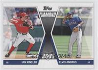 Ian Kinsler, Elvis Andrus
