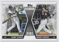 Frank Thomas, Manny Ramirez