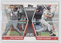 Carl Crawford, Jacoby Ellsbury