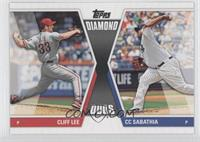 Cliff Lee, CC Sabathia