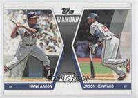 Hank Aaron, Jason Heyward