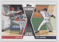 Cliff Lee, Zack Greinke