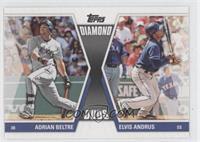 Adrian Beltre, Elvis Andrus