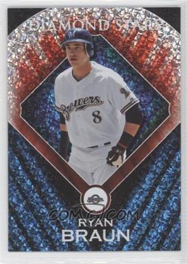 2011 Topps - Diamond Stars #DS-24 - Ryan Braun