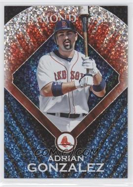 2011 Topps - Diamond Stars #DS-4 - Adrian Gonzalez