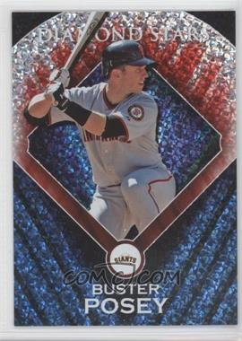 2011 Topps - Diamond Stars #DS-6 - Buster Posey