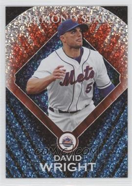 2011 Topps - Diamond Stars #DS-8 - David Wright
