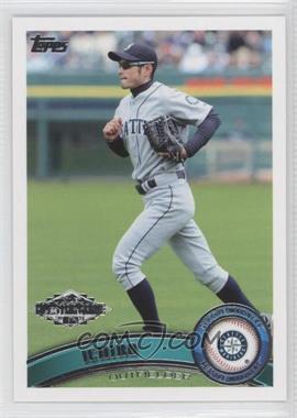 2011 Topps - Factory Set Factory Set Exclusive All-Stars #2 - Ichiro Suzuki