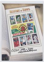 1989 - Topps reintroduces Bowman