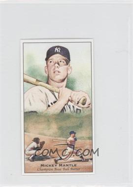 2011 Topps - Kimball Champions - Mini #KC-7 - Mickey Mantle