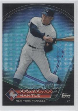 2011 Topps - Prize Prime 9 Refractor #PNR7 - Mickey Mantle