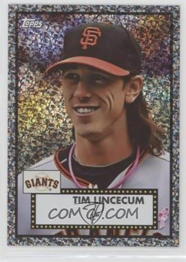 2011 Topps - Prizes 1952 Topps Black Diamond Wrapper Redemptions #16 - Tim Lincecum