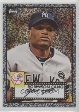 2011 Topps - Prizes 1952 Topps Black Diamond Wrapper Redemptions #50 - Robinson Cano