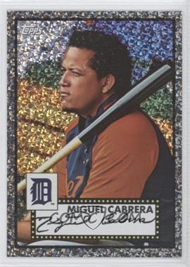 2011 Topps - Prizes 1952 Topps Black Diamond Wrapper Redemptions #57 - Miguel Cabrera