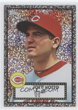 2011 Topps - Prizes 1952 Topps Black Diamond Wrapper Redemptions #6 - Joey Votto