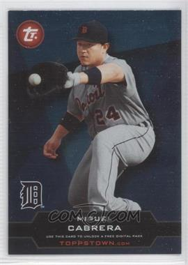 2011 Topps - Ticket to Toppstown #TT-1 - Miguel Cabrera