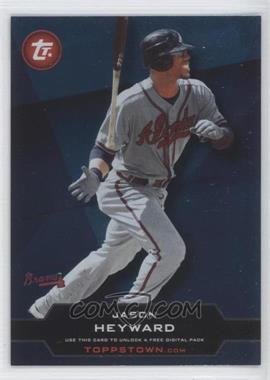 2011 Topps - Ticket to Toppstown #TT-22 - Jason Heyward