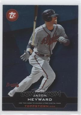 2011 Topps - Ticket to Toppstown #TT-22 - Jason Heyward
