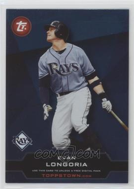 2011 Topps - Ticket to Toppstown #TT-23 - Evan Longoria