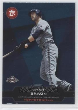 2011 Topps - Ticket to Toppstown #TT-30 - Ryan Braun