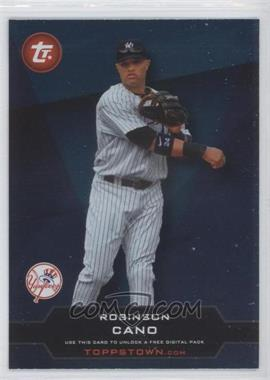 2011 Topps - Ticket to Toppstown #TT-36 - Robinson Cano