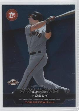 2011 Topps - Ticket to Toppstown #TT-40 - Buster Posey