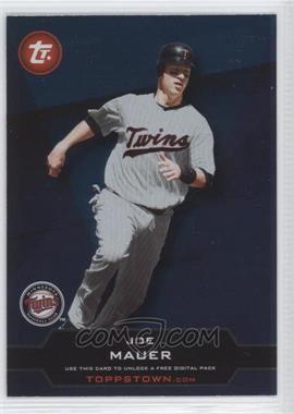 2011 Topps - Ticket to Toppstown #TT-7 - Joe Mauer
