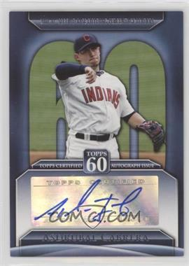2011 Topps - Topps 60 Autographs - [Autographed] #T60A-ACA - Asdrubal Cabrera