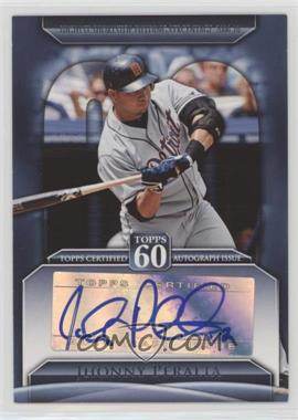 2011 Topps - Topps 60 Autographs - [Autographed] #T60A-JP - Jhonny Peralta
