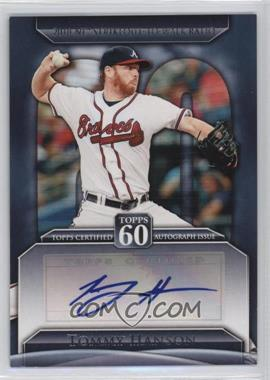 2011 Topps - Topps 60 Autographs - [Autographed] #T60A-TH - Tommy Hanson