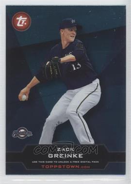 2011 Topps - ToppsTown Series 2 #TT2-13 - Zack Greinke