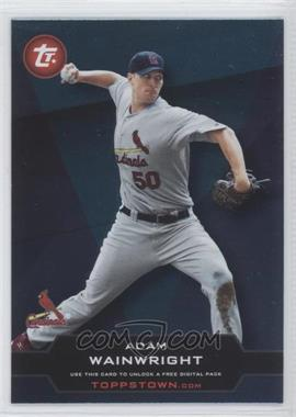 2011 Topps - ToppsTown Series 2 #TT2-16 - Adam Wainwright