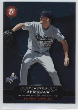 2011 Topps - ToppsTown Series 2 #TT2-20 - Clayton Kershaw