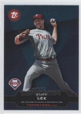 2011 Topps - ToppsTown Series 2 #TT2-3 - Cliff Lee