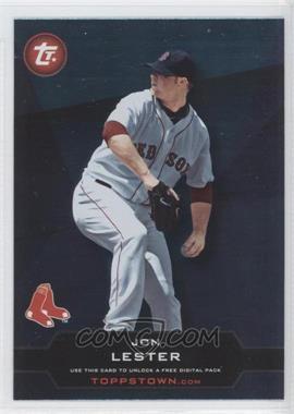 2011 Topps - ToppsTown Series 2 #TT2-31 - Jon Lester