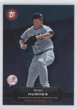 2011 Topps - ToppsTown Series 2 #TT2-50 - Phil Hughes