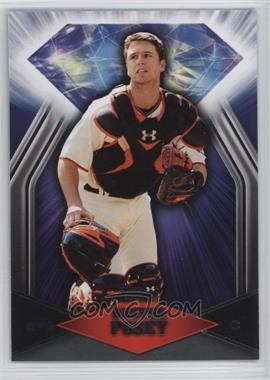 2011 Topps - Toys R Us Purple Diamond Cuts #PDC1 - Buster Posey