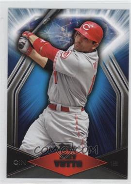 2011 Topps - Wal-Mart Blue Diamond #BDW10 - Joey Votto