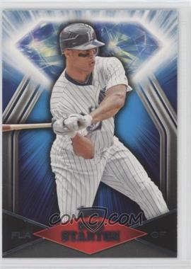2011 Topps - Wal-Mart Blue Diamond #BDW23 - Giancarlo Stanton