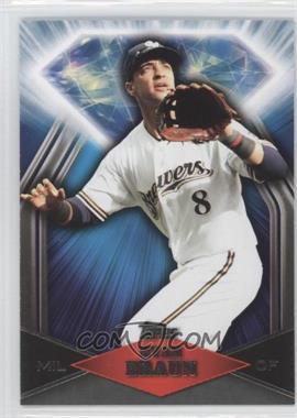 2011 Topps - Wal-Mart Blue Diamond #BDW8 - Ryan Braun