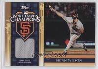 Brian Wilson #/100